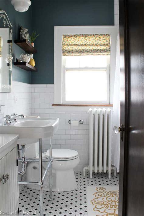 bathroom renovation  true  period remodel