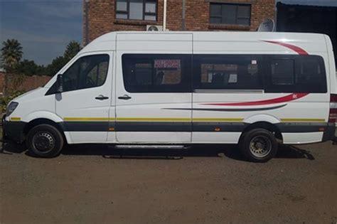 515 cdi sprinter registration date: Mercedes Benz Sprinter 518 519 22 seater Buses trucks for sale in Gauteng on Truck & Trailer