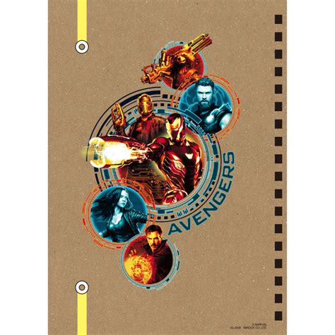 wars möbel cinemacollection b6 ring notebook infinity war a ma bell