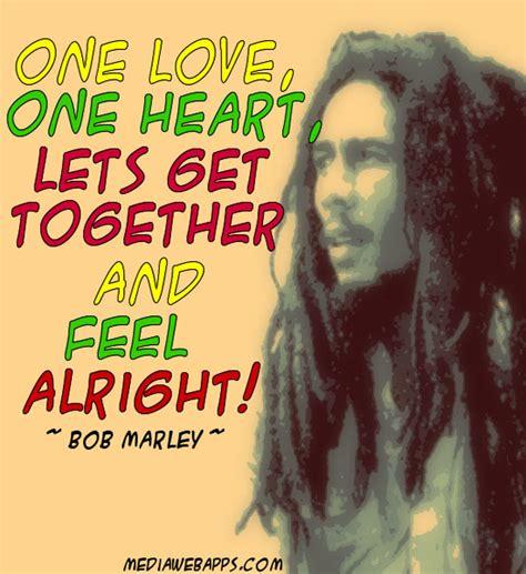 bob marley love quotes  sayings quotesgram