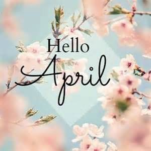 Hello April images | DownloadClipart.org