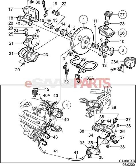 saab b204 engine diagram saab auto wiring diagram