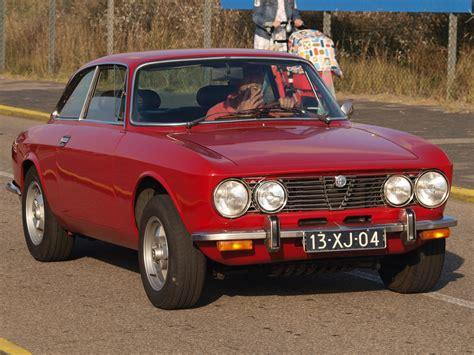 Alfa Romeo Gt Junior Tuning Interior