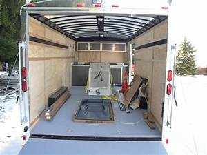 Enclosed Trailer 110v Wiring Diagram