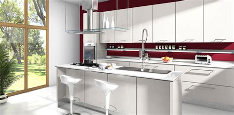 high gloss white doors modern rta cabinets