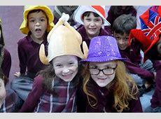 Catholic Schools Week 2017 Crazy Hat Day Saint Francis