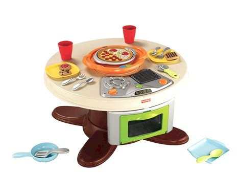 cookin kitchen with lights and sounds cook n serve playset there s always something cookin 9458