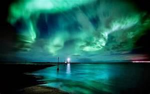 Fenomena Picture  Aurora Borealis Disgustingly High Resolution