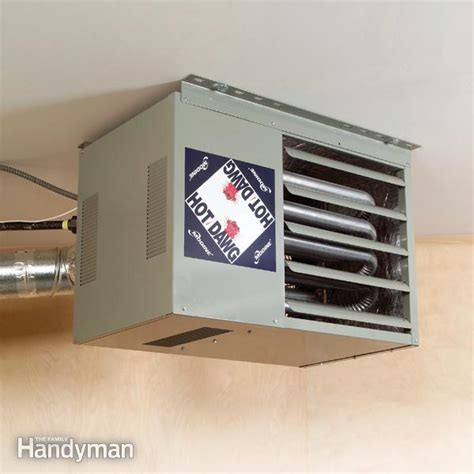heat  garage  family handyman