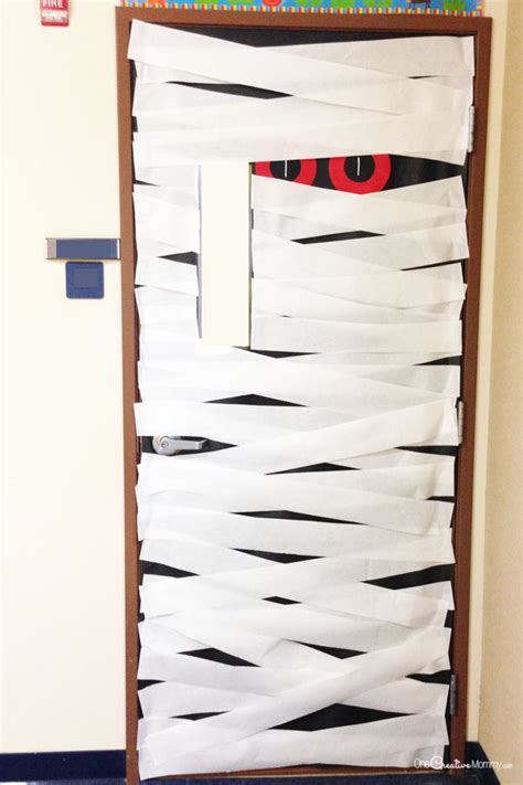 Classroom Door Decorations 2015 by Mummy Door I Was Lucky Enough To Get All Of My Supplies