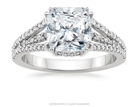 top 3 radiant cut engagement rings gramercy mansion