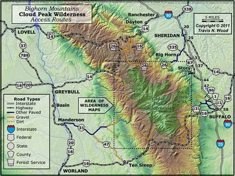sheridan wyoming and the big horn mountains railroadinginwy