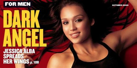 Jessica Alba On Body Image First Maxim Cover Insider