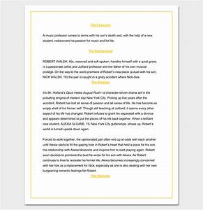 screenplay outline template 9 worksheets for word pdf With screenplay outline template