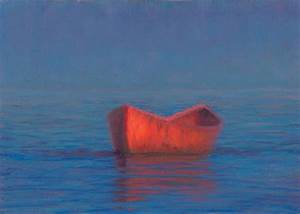 pastel painting boat study ii pastel painting by poucher