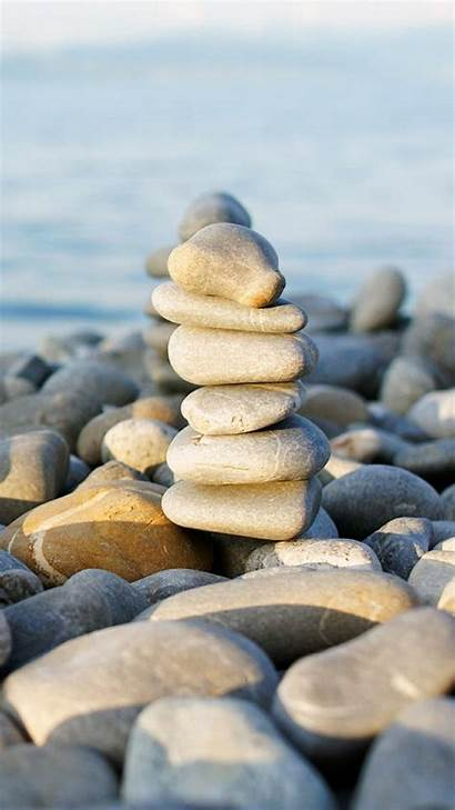 Iphone Rock Pretty Backgrounds Pebbles Htc Uploaded