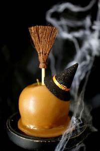 scary caramel apples evite