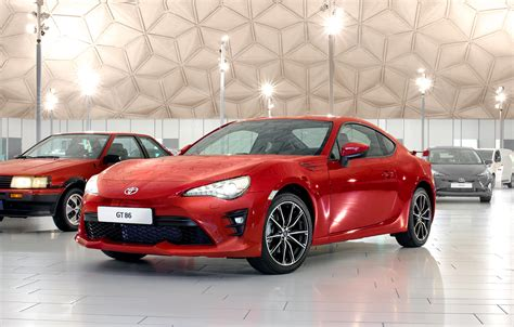 Sports Cars by Gt86 History Of Toyota Sports Cars Toyota Uk