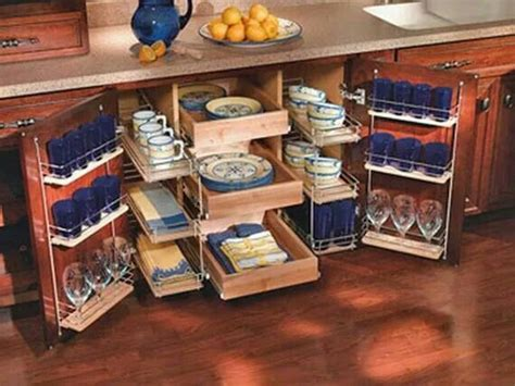 6 creative storage solutions for your kitchen barb tiny house or studio apartment decorating ideas maximize