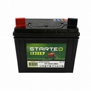 Batterie Tracteur Tondeuse 12v 18ah : batterie 12v 24ah achat vente pas cher ~ Nature-et-papiers.com Idées de Décoration