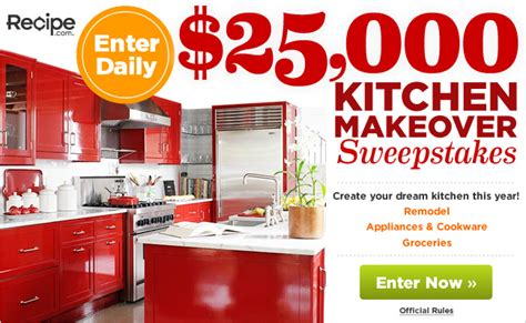 kitchen makeover sweepstakes cheap is the new carolina lifestyle