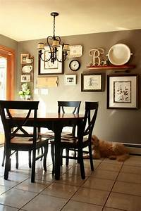 Best ideas about kitchen gallery wall on