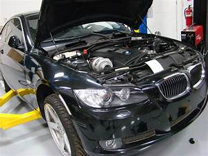 On 3 Performance Bmw 335i N54 Top Mount Single Turbo