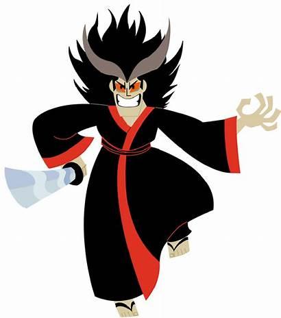 Samurai Jack Mad Villains Wiki Fandom Loco
