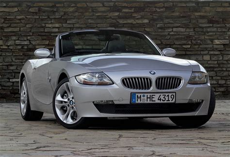 bmw  roadster    parkers