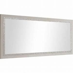 Miroir Rectangulaire Pas Cher : miroir buffet achat vente miroir buffet pas cher les soldes sur cdiscount cdiscount ~ Teatrodelosmanantiales.com Idées de Décoration