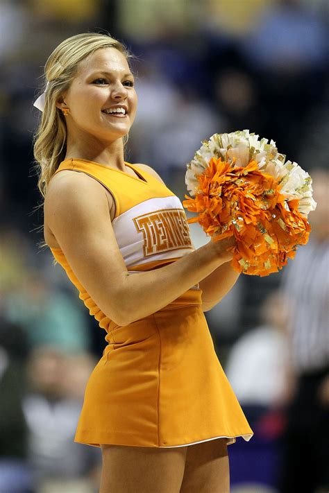 College Basketballs Top 25 Hottest Cheerleaders