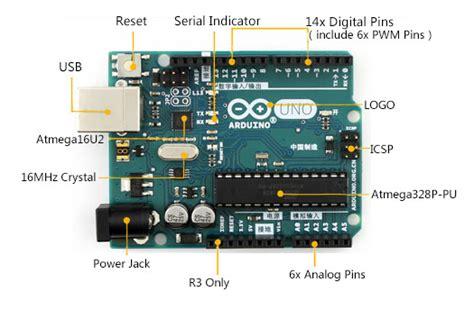 arduino uno  official version development board robotskull