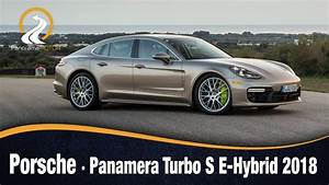 Porsche Panamera Turbo S E