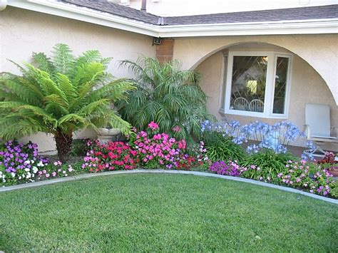 great ideas  attractive front yard landscaping designs