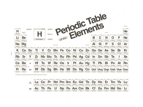 "Search Results For ""simple Periodic Table""  Calendar 2015"
