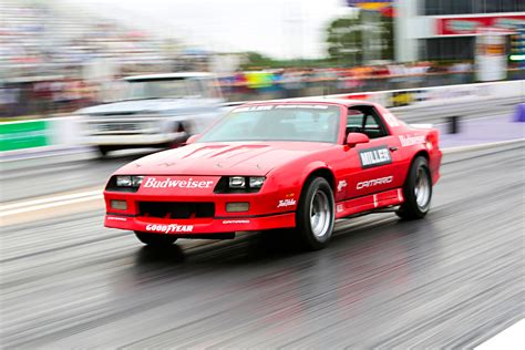Drag Racing At Power Tour 2016 Day Two