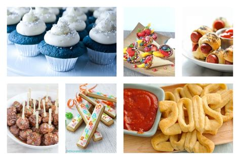 New Year's Eve Dinner Ideas For Kids (that We Like Too