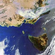 Earth From Space Australia