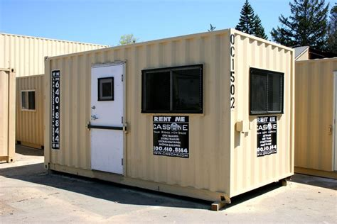storage container office rentals nyc office container