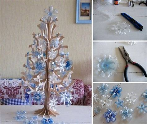 christmas decorations out of pet bottles home design