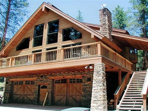 small chalet home plans chalet house plans with garage swiss chalet house