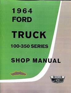 Ford Truck Manuals At Books4cars Com