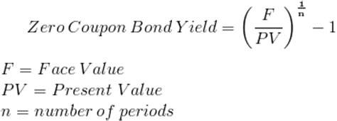 25618 Bond Price Volatility And Coupon Rate by Zero Coupon Yield To Maturity Calculator American