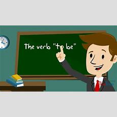 """Very, Very Beginner Lesson 1 The Verb """"to Be"""" Present Youtube"""