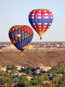 Albuquerque Hot Air Balloon Rides in New Mexico by Apex ...