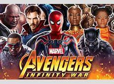 Avengers Infinity War trailer enjoys thirdbiggest debut