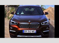 2016 BMW X3 Sparkling Brown Metallic Documentary 2016 UsA