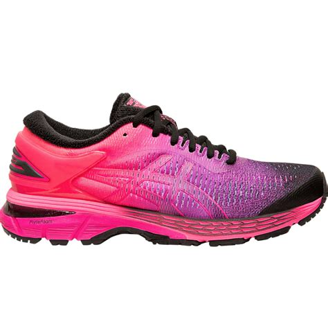 Asics Women's GEL-Kayano 25 SP Pink/Black   Laurie's Shoes