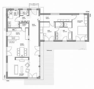 Haus L Form : bildergebnis f r bungalow l form architektur in 2019 bungalow bungalow floor plans und l ~ Buech-reservation.com Haus und Dekorationen