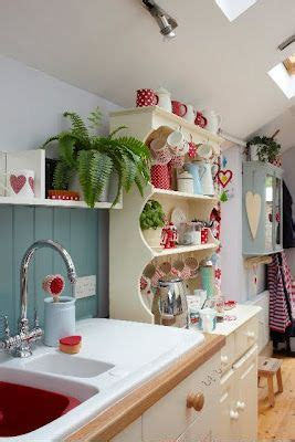 Dots And Spotskitchen Bright Accents  Rooms I Love